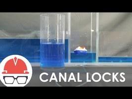 How do Canal Locks Work?