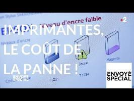 Envoyé spécial. Imprimantes, le coût de la panne ! - 29 mars 2018 (France 2)