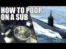 How to Poop on a US Navy NUCLEAR SUBMARINE - Smarter Every Day 256