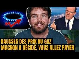 Explosion des prix du gaz : Macron a décidé, les Français vont payer