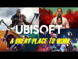 Ubisoft : a Great Place to Work