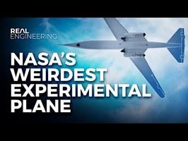 NASA's Weirdest Experimental Plane