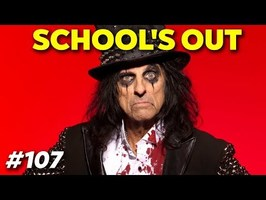 UCLA #107 : School's Out - ALICE COOPER