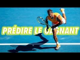 Peut-on prédire le gagnant d'un match de Tennis ? (oui)