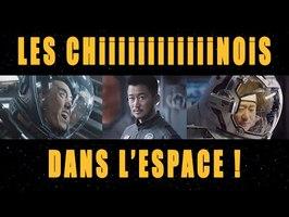 SRAS WARS : Les chiiiiiiiiinois dans l'espace !