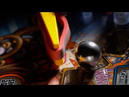 How a Pinball Machine works in Slow Motion - The Slow Mo Guys
