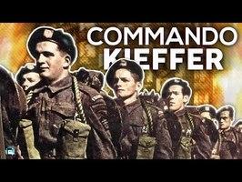 Le Commando Kieffer, les seuls français a débarquer le jour J !
