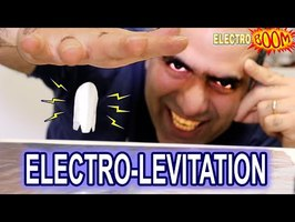 Painful High Voltage Levitation Magic
