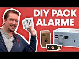 Protège ta vie numérique et ta box Domotique DIY ! Alarme Vidéosurveillance FIN ! [Chmaud77 EP - 05]