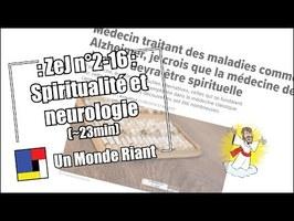 Zététique et journalisme - #2-16 - Spiritualité et neurologie