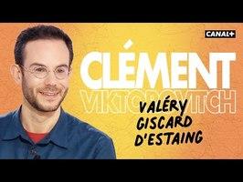 Clément Viktorovitch : le monopole du cœur de Valéry Giscard d'Estaing - Clique - CANAL+