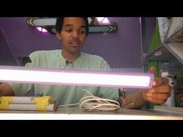 Eclairage de secours à LED fait maison
