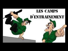 Mon service militaire 3 - Camps d'entrainement - Caljbeut