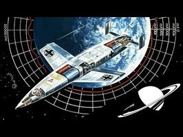 🪐L'Oiseau d'Argent, La navette spatiale Nazie
