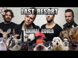 Papa Roach - last Resort (Animal Cover)