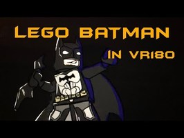 LEGO Batman in VR180