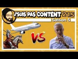 J'SUIS PAS CONTENT ! #215b : HS : Air-France KLM : la France en PLS ! [Quickie]