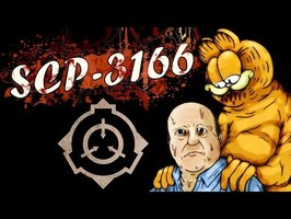 SCP-3166 - Tu N'Imagines Pas À Quel Point Tu Es Seul, Garfield
