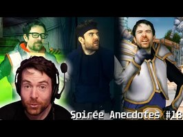 Soirée anecdotes - Best-of #18 (Papy Grenier - Half Life - Metal Gear Solid - World of Warcraft)