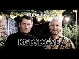 KGB/DGSE : discussion entre espions 2/3