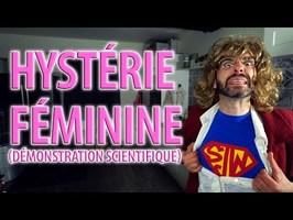 HYSTÉRIE FÉMININE - Minute Papillon