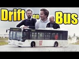 Faire GLISSER un BUS : ÇA FAIT QUOI ?