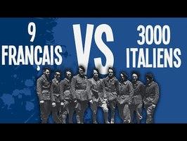 9 FRANÇAIS VS 3000 ITALIENS, QUI GAGNE ? - Bataille de Pont-Saint-Louis