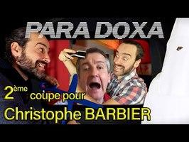 PARA DOXA - VACCINATION OBLIGATOIRE sauce Christophe BARBIER