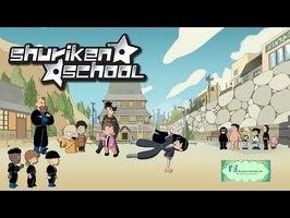 #93 - Shuriken School - Ces dessins animés-là qui méritent qu'on s'en souvienne