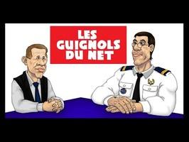 Les Guignols du Net - Caljbeut & Superflame