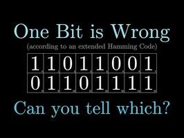 Hamming codes, h■w to ov■rco■e n■ise.