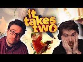 [Découverte] It Takes Two avec Antoine Daniel!