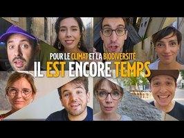 IL EST ENCORE TEMPS - COMMENT AGIR POUR LE CLIMAT (MAXI COLLAB)