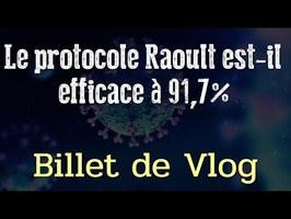 Le protocole Raoult est-il efficace à 91,7% ?