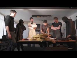 Sarraltrof Crop Circle - Music clip