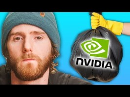 NVIDIA pretends to care about gamers.