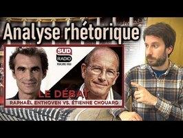 Le débat Chouard / Enthoven sur la démocratie