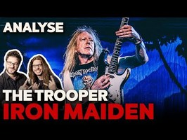 L'histoire de THE TROOPER de IRON MAIDEN (feat. Metalliquoi) - UCLA