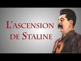 Comment Staline a t-il pris le pouvoir ?