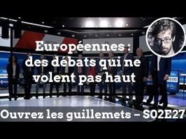 Usul. Européennes : des débats qui ne volent pas haut
