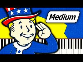 TAKE ME HOME, COUNTRY ROADS (John Denver) - Piano Tutorial