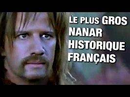 Vercingétorix - LE PLUS GROS NANAR HISTORIQUE FRANÇAIS !