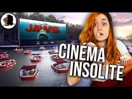 Les salles de cinéma les plus INSOLITES (feat @PARCHÉOLOGIE)