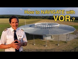 VOR navigation EXPLAINED (easy)! by CAPTAIN JOE