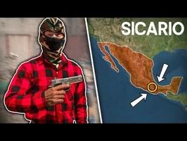 Rencontre avec un SICARIO au coeur d'un CARTEL mexicain!