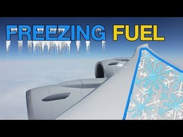 DANGERS of FREEZING FUEL explained by CAPTAIN JOE