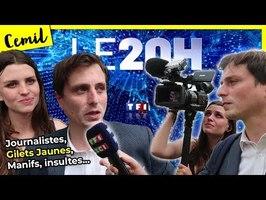 TF1 : INTERVIEWEURS INTERVIEWÉS !