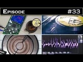 Deus Ex Silicium : Sources Radioactives et Détecteur Electronique
