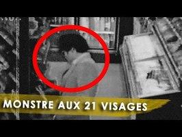 LE MONSTRE AUX 21 VISAGES : L'AFFAIRE IRRÉSOLUE LA PLUS MYSTÉRIEUSE DU JAPON !