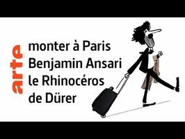 monter à Paris / Benjamin Ansari / le Rhinocéros de Dürer - Karambolage - ARTE